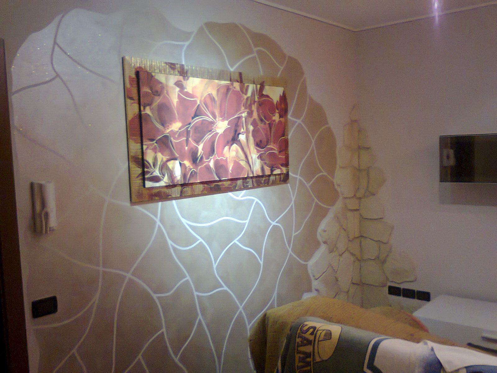 pittura decorativa riflessi opere - Casaplast