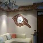 Pittura decorativa soggiorno - Casaplast