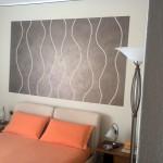Pittura decorativa camera letto - Casaplast