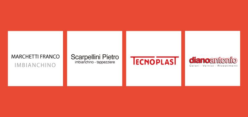 Clienti Casaplast- imbianchini a Bergamo e colorificio a Sondrio