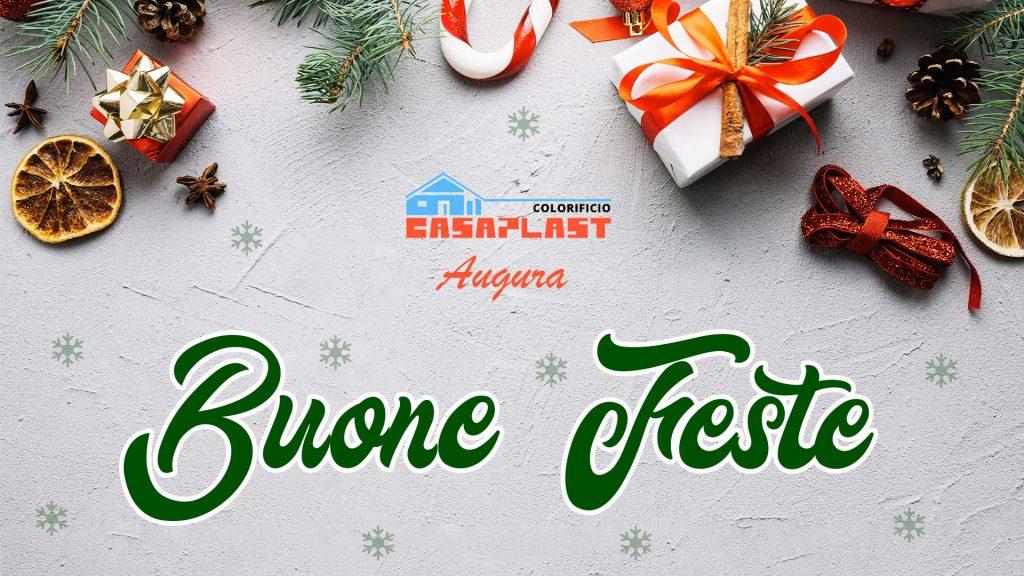 Chiusura per le festività natalizie 2018